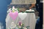 Dolore e commozione per i funerali della piccola Nicole: le immagini