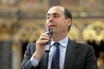 Regionali nel Lazio, da Grasso il sì al sostegno di Zingaretti