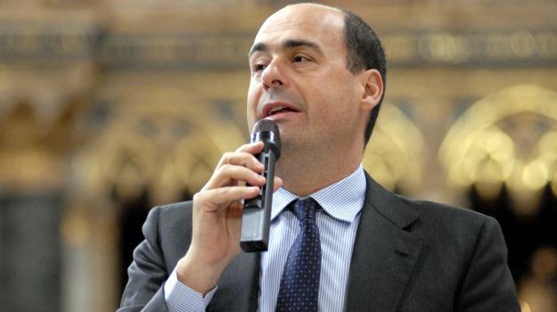 Candidato segreteria Pd, pd, Nicola Zingaretti, Catania, Politica