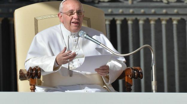 figli, genitori separati, Papa Francesco, Sicilia, Cronaca