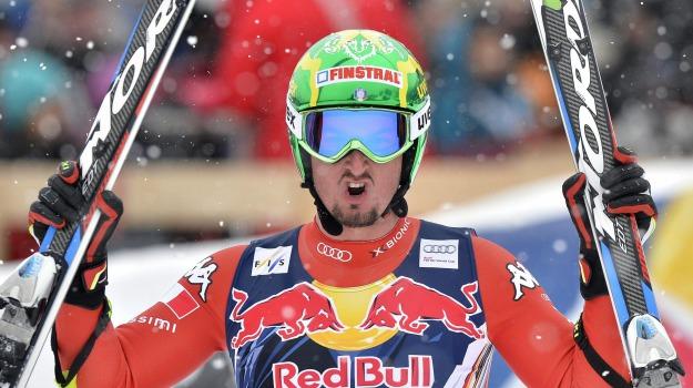 campionato del mondo, mondiali, sci, Dominik Paris, Sicilia, Sport