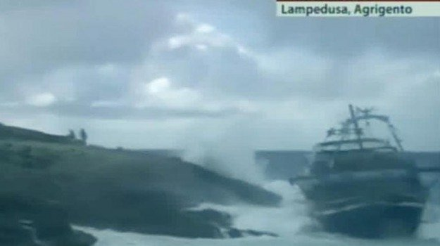 equipaggio, Lampedusa, Agrigento, Cronaca