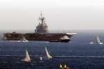 Lotta all'Isis, la Francia mette in campo portaerei nel Golfo Persico