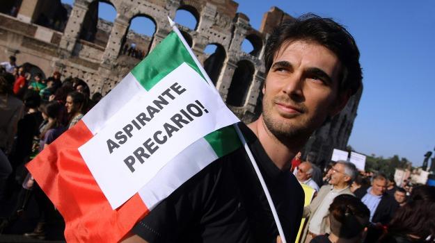 LAVORO, pensioni, riforma Fornero, Sicilia, Economia