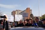 """Palermo, studenti contestano il rettore Lagalla: """"Troppe tasse"""""""