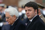 Asse Mattarella-Renzi sulle riforme, centrodestra lacerato all'interno