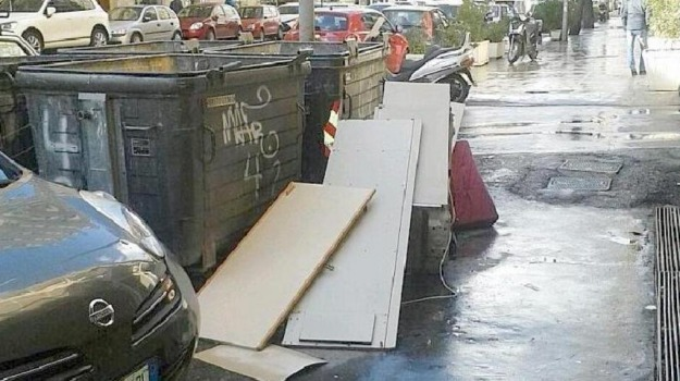 agrigento, emergenza, rifiuti, Agrigento, Cronaca