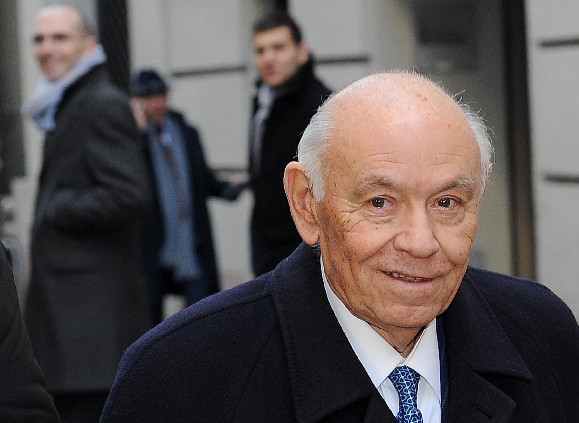 Morto Ligresti, fondatore di Fonsai