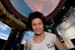 Samantha Cristoforetti oggi torna sulla Terra