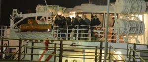 Isis, italiani in fuga dalla Libia: la nave arrivata nella notte ad Augusta - Foto