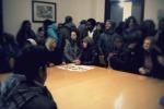 Palermo, comitati e senzacasa occupano l'Anagrafe comunale