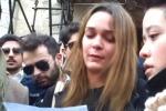 """L'addio della fidanzata ad Aldo: """"I nostri sogni resteranno per sempre nel mio cuore"""" - Video"""
