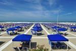 Tutti al mare, in spiaggia il 50% delle presenze turistiche
