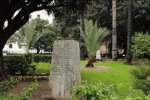 Palermo, sparisce statua in bronzo a Villa Garibaldi: indagini in corso