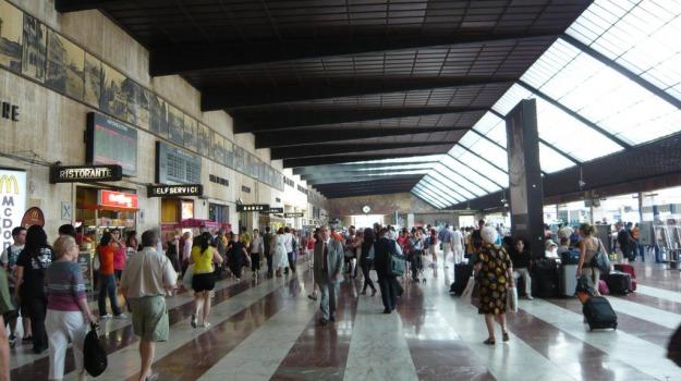 firenze, Palermo, scomparsa, stazione, Palermo, Cronaca