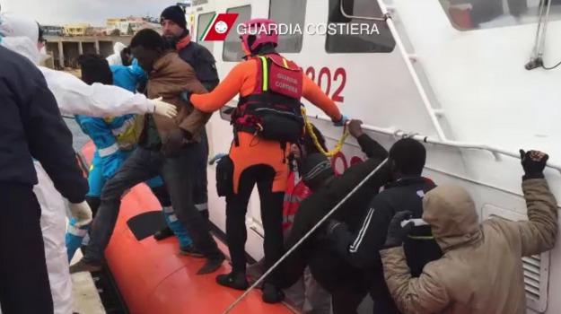 immigrazione, profughi, sbarchi, Agrigento, Cronaca