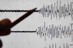 Lieve scossa di terremoto nel Mar Ionio