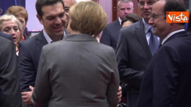 Consiglio Europeo, Grecia, ue, Alexis Tsipras, Angela Merkel, Sicilia, Economia