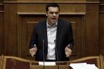 """Grecia, Tsipras sfida l'Ue: """"Rispetterò il programma elettorale"""""""