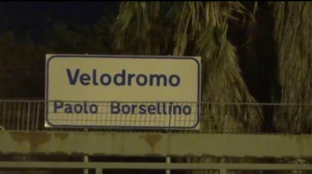 lavori, velodromo, Palermo, Cronaca