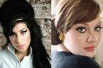 Amy Winehouse e Adele. Hanno frequentato la stessa Accademia a Londra