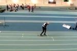 Atletica leggera, a 95 anni infrange il record dei 200 metri - Video
