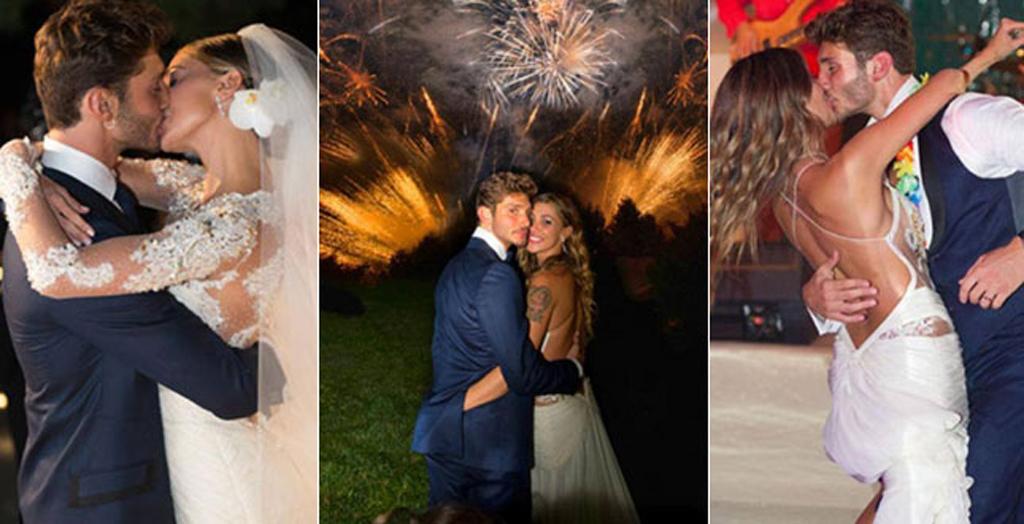 Anniversari Matrimonio Belen.Anniversario Di Nozze E Compleanno Belen Festeggia Con Santiago