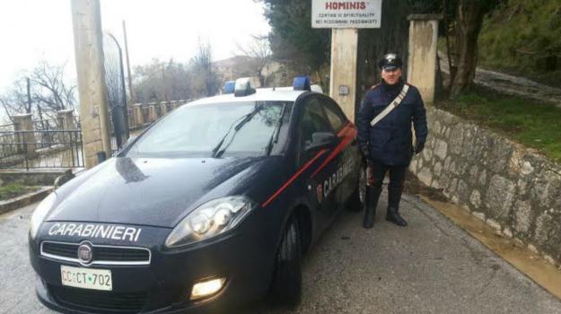 arresti, borgetto, carabinieri, centro accoglienza immigrati, rivolta, Palermo, Cronaca