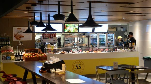 cibo, fast food, Sicilia, Società
