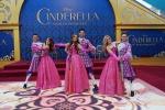 """Red carpet in pieno stile favola per la prima mondiale di """"Cenerentola"""" - Foto"""