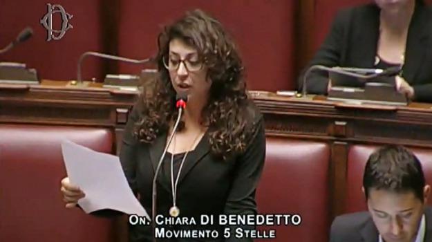 movimento cinque stelle, Chiara Di Benedetto, Sicilia, Politica