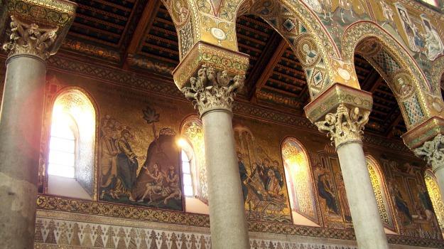 duomo di monreale, siti unesco, Sicilia, Palermo, La bella Sicilia