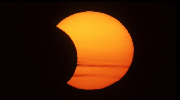 copertura, eclissi, Palermo, Società