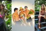 Moglie felice e sensuale testimonial di moda, Elisabetta Canalis è beata tra gli... uomini - Foto