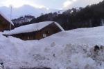 Oltre due metri di neve imbiancano l'Etna - Foto