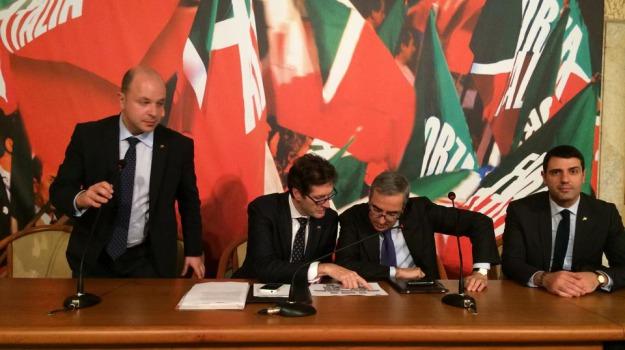 forza italia, Caltanissetta, Politica