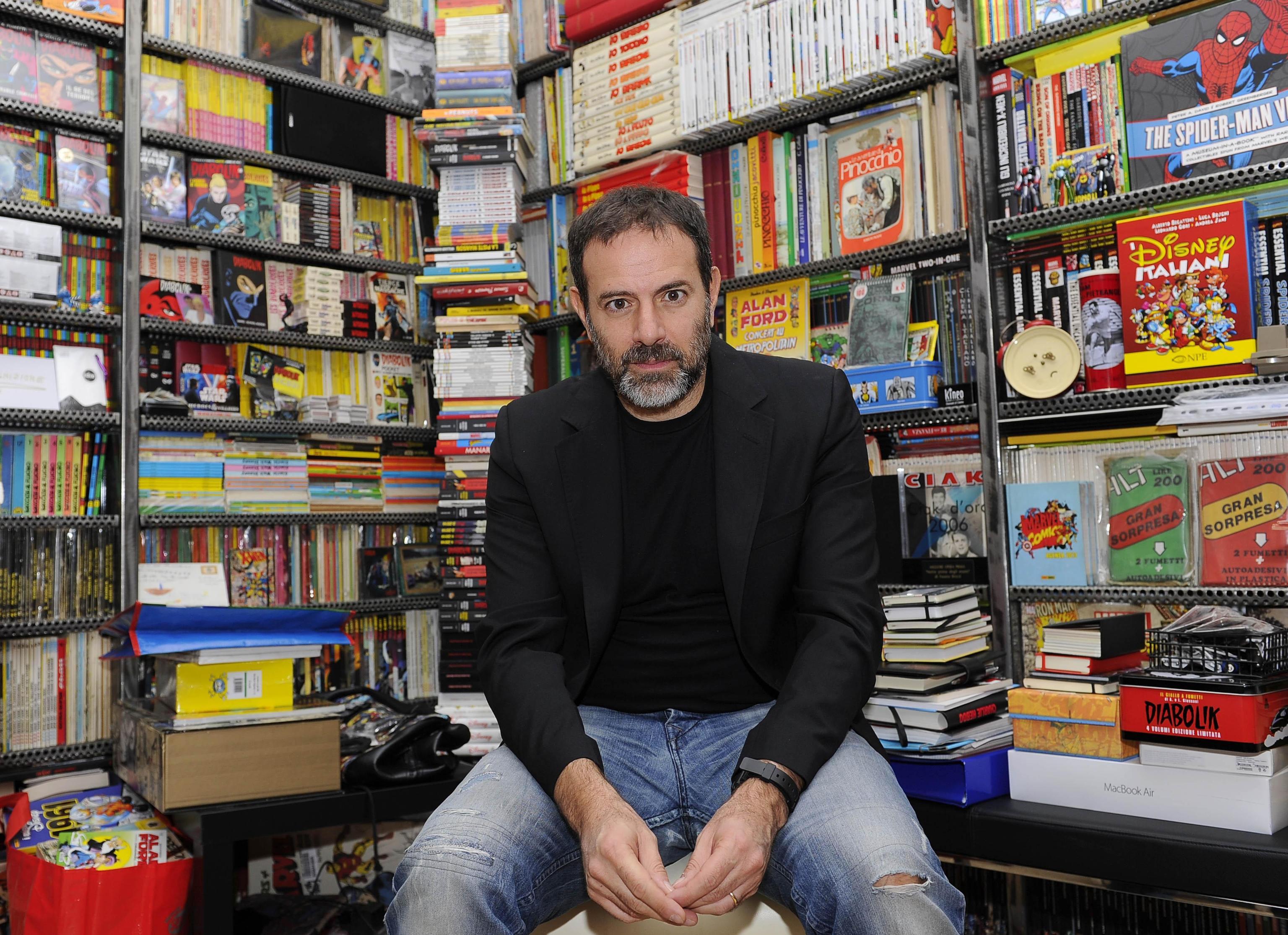 Molestie, Fausto Brizzi: