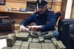 Viaggiavano con 38 chili di hashish, arrestati a Niscemi due di Comiso