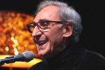 E' il giorno di Franco Battiato, sul palco a Palermo con la Royal Philharmonic Concert Orchestra