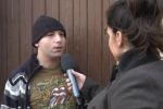 Trovano alloggio per 6 giorni in un sovrappasso a Palermo - Video