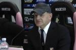 """Iachini soddisfatto dopo il pari a Cesena: """"Buon punto, ora sotto con la Juve"""""""
