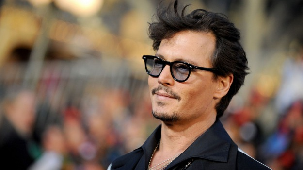 attore, cinema, star di hollywood, Johnny Depp, Sicilia, Società
