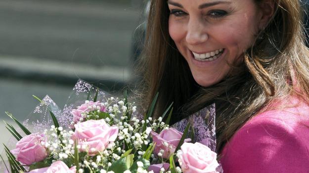 gravidanza, londra, principessa, regno unito, Kate Middleton, Sicilia, Società