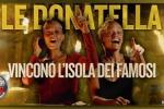 """""""L'Isola dei Famosi"""", trionfano Le Donatella e Rocco Siffredi annuncia: basta con il porno"""