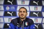 """Nazionale, Bonucci: """"Con Conte non ci sono cali di tensione"""" - Video"""