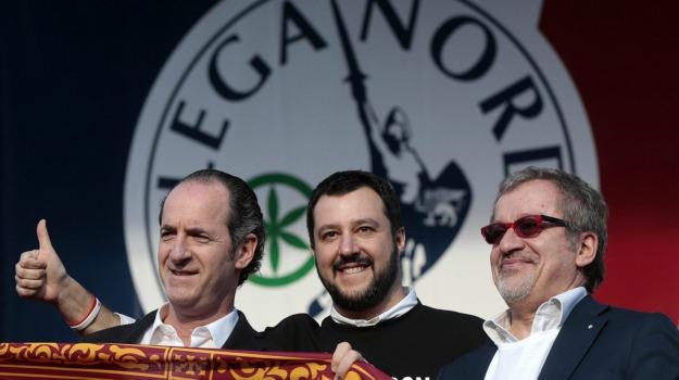 candidato, elezioni, Lega, regionali, Luca Zaia, Sicilia, Politica