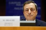 """Draghi: """"La contrattazione collettiva frena i licenziamenti"""""""