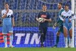 Tutto rimandato tra Lazio e Napoli Ma il pareggio sorride agli azzurri
