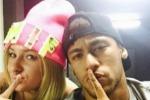 Il calciatore e la soubrette: flirt in vista tra Neymar e Niki Hartman?