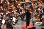 Il direttore milanese Ceccato sul podio del teatro Massimo